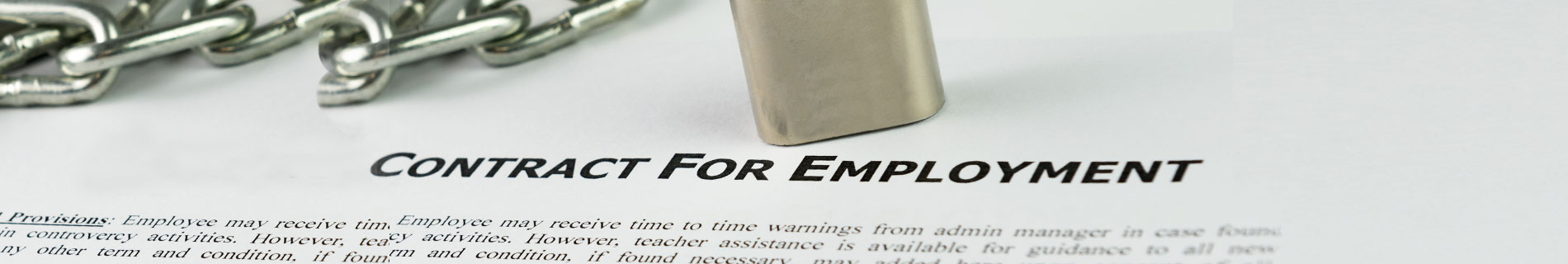 Pleasanton Employment Contracts | Benefits, Compensation & Termination
